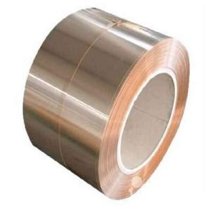 copper nickel strip
