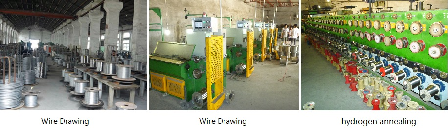 Wire Drawing and Hydrogen Annlealing Workshop